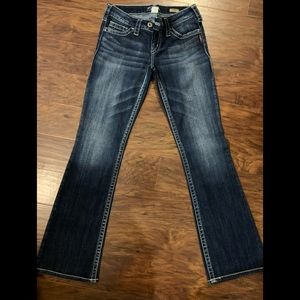 "Silver ""Tuesday"" Boot Cut Jean 29"
